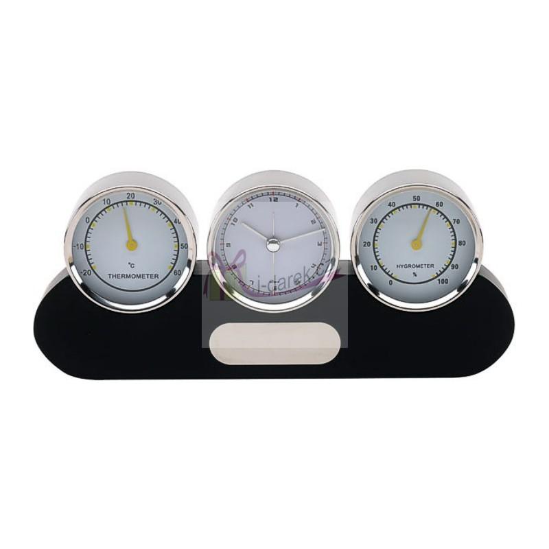 Luxusní hodiny, budík a meteostanice--Sunny Times