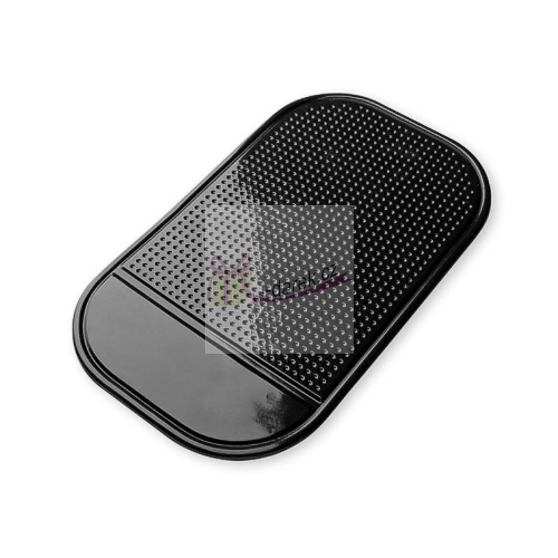 Nanopodložka do auta - černá