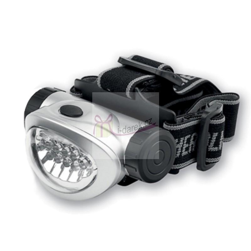 LED svítilna na čelo STANY