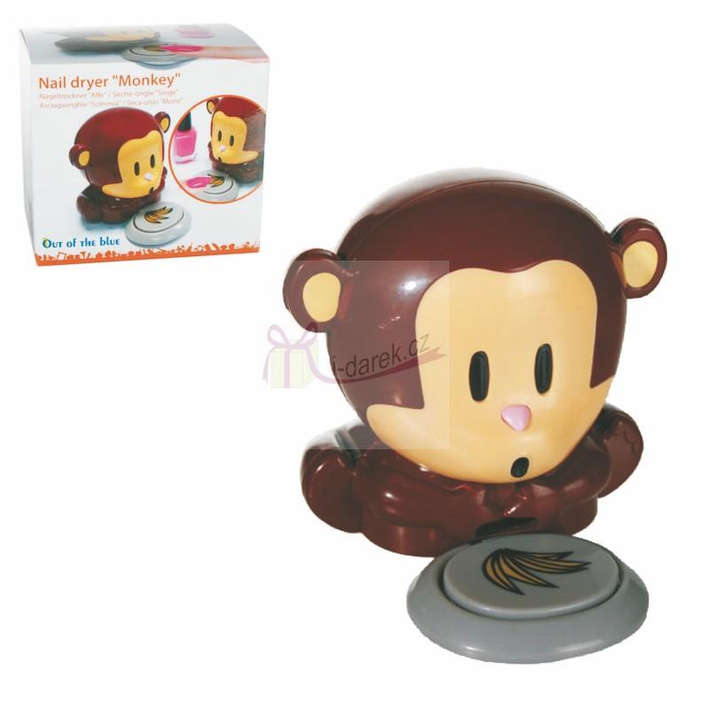 Sušička nehtů – Opice