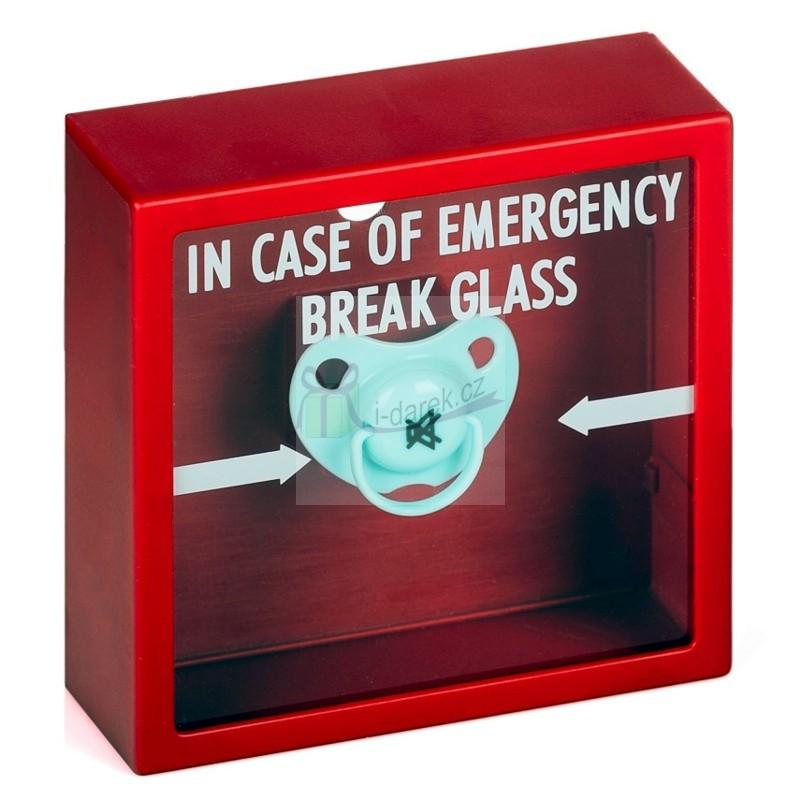 Baby Emergency Frame - první pomoc pro rodiče