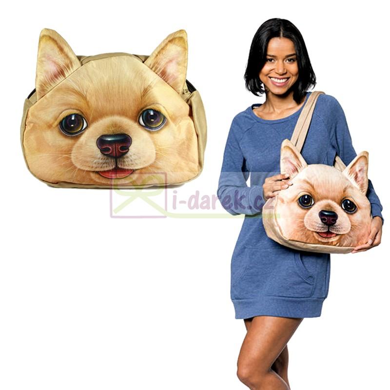 Originální kabelka pes - Čivava