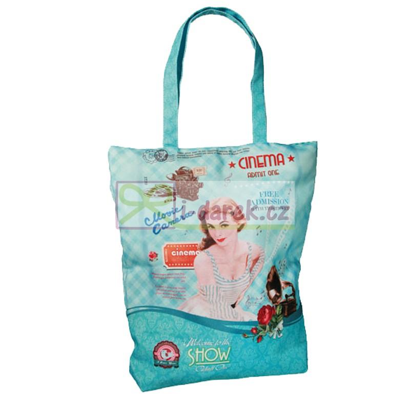 Retro taška vintage - CINEMA