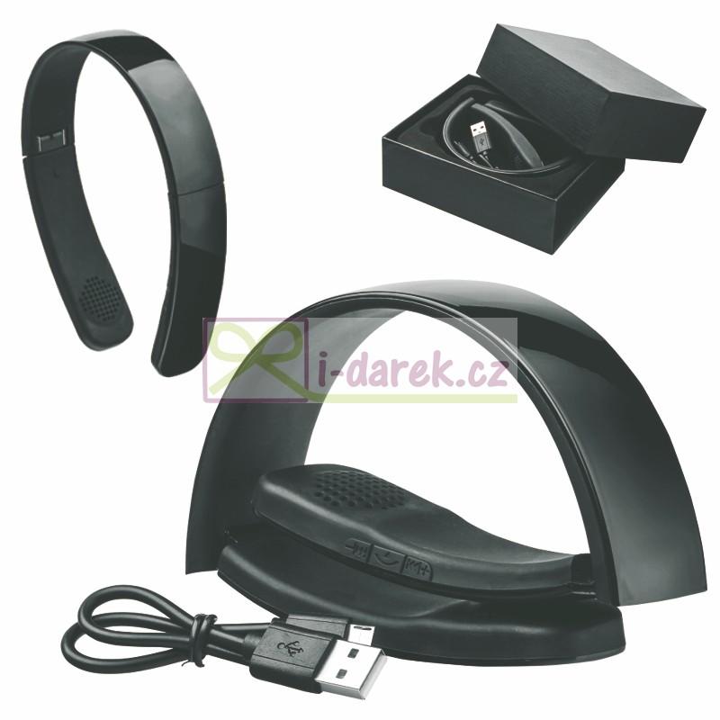 Skládací bezdrátová sluchátka Bluetooth - Handsfree
