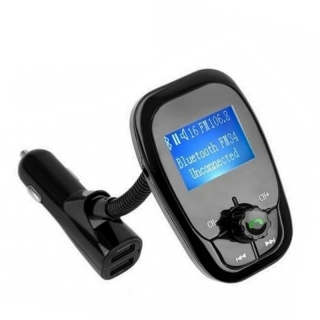 Wireless transmitter do auta - Bluetooth, 3x USB, MP3 ( BT-611 )